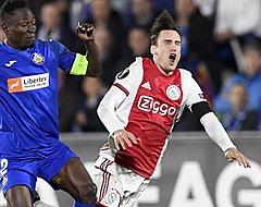 Domper voor Ajax: Tagliafico mist return in Amsterdam