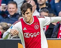 🎥 Tagliafico (1,72 meter) doet het wéér en kopt de 3-0 binnen voor Ajax