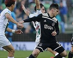 """Tagliafico ziet voordeel voor Ajax: """"Voelen ons dan nog zekerder"""""""