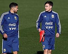 Tagliafico aan de aftrap in Copa América-kraker tegen Colombia
