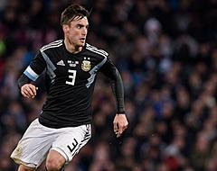 OFFICIEEL: Ajacied Tagliafico naar het WK aan zijde Messi en Aguero