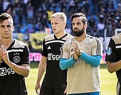Ajax-reserve heeft zin in bekerduel: 'Voor mij weer eens lekker'
