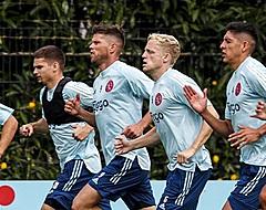 Tagliafico geeft Martínez vernietigende blik op training (🎥)