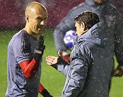 Bayern mist Robben en andere sterkhouders tegen Liverpool