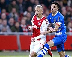 """Ajax-talent klopt op de deur: """"Ik ben klaar voor een basisplaats"""""""