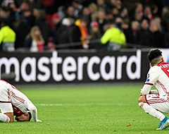 """Ajax onderuit met tien punten, Atalanta door met zeven: """"Heel frustrerend"""""""