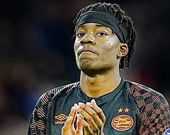 Madueke dankt Sancho: 'Het is allemaal begonnen met hem'