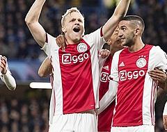 De Telegraaf: 'United pleegt overval bij Ajax'