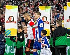 Feyenoord in de Kuip niet verder dan gelijkspel tegen sc Heerenveen