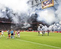 Onderzoek en Kamervragen over antisemitische spreekkoren bij Ajax - PSV