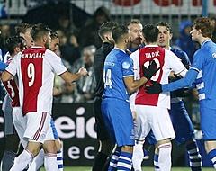 Ajax legt uit: 'Daarom géén uitstel voor Real-thuis'