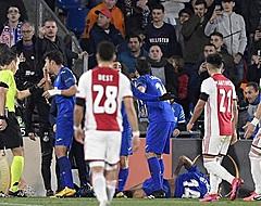 Ajax heeft 'mazzel' met kaartenkoning: 'Dat is niet bewust'