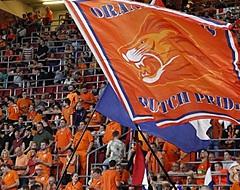 """Oranje-fan baalt in De Kuip: """"Een grote schande!"""""""