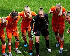 'Bizar scenario dreigt voor Oranje Leeuwinnen'