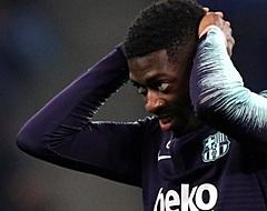 'Rebellerende Dembélé zorgt nu zelfs voor onenigheid tussen Barça en Messi'