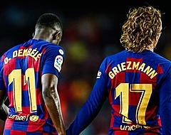 Griezmann speelt open kaart over aanpassingsproblemen bij Barcelona