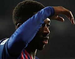 Dembélé bezorgt FC Barcelona volgende tegenvaller
