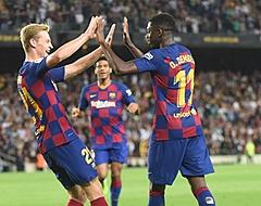 'FC Barcelona wijst voorstel Dembélé keihard af'