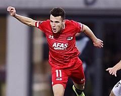 """Idrissi blijft geloven in AZ: """"Hopelijk zondag tegen Ajax"""""""