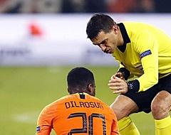 'Scheidsrechter kreeg treurige nieuws pas tijdens Oranje-duel'