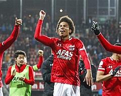 'AZ houdt hand op de knip in strijd met Ajax'