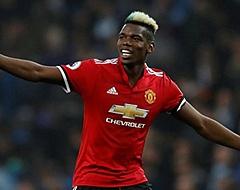 Pogba loopt Mourinho straal voorbij, maar Special One vindt het niet erg