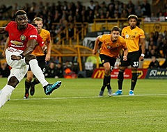 Gemiste strafschop Pogba kost Manchester United zege