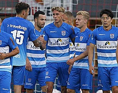 """Debutant PEC Zwolle dolgelukkig: """"Ik wacht mijn kansen af"""""""