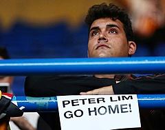 """Peter Lim slaat terug naar Valencia-fans: """"Alleen idioten"""""""