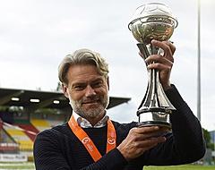 'KNVB dreigt bondscoach kwijt te raken'
