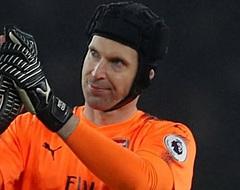 """Cech kan Duits grapje niet waarderen: """"Het is triest"""""""
