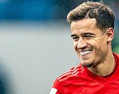 'Verrassende hereniging in Engeland lonkt voor Coutinho'