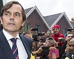 Cocu over PSV-talent: 'Of hij volgend seizoen basisspeler wordt?'