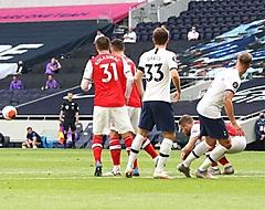 Alderweireld kopt Spurs dubbel voorbij Arsenal