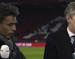 Van Hooijdonk over penalty-incident: ''Hij gaf toe dat het geen schwalbe was''