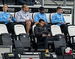 'Malen en nog een PSV'er wilden zélf niet spelen vanmiddag'