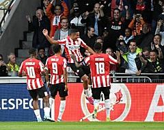 PSV begint uitstekend aan Europa League met zege op Sporting CP