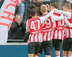 'Je kunt er gif op innemen dat hij straks trainer wordt van PSV'