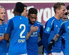 """PSV-talent stelt zich zeer bescheiden op: """"Kom zeg, ik ben er net"""""""