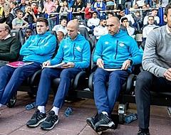 """""""Je kan ook zeggen: fantastisch dat jullie in punten gelijkstaan met Ajax"""""""