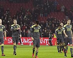 """""""PSV stond met tien punten voor! Vijf, zes aanvallers erin, zou ik zeggen"""""""