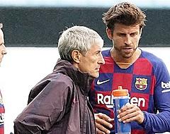 'FC Barcelona neemt beslissing over omstreden Setién'