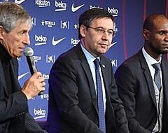 'Barça zet Bartomeu totaal voor het blok met oproep'