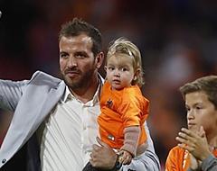 """Van der Vaart: """"Wat hij deed bij Real Madrid, was compleet krankzinnig"""""""