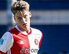 """Feyenoorder hoopt op Liverpool: """"In de voetsporen van Virgil van Dijk"""""""