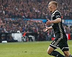 'Ajax doet goede zaken en houdt dit bedrag over aan verkoop Kristensen'