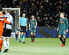<strong>Kranten gaan los over Ajax: 'Armoedig dat hij speelt'</strong>