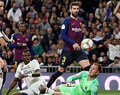 Real voor het eerst in 818 (!) dagen boven Barça in klassement