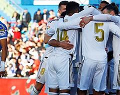 Real Madrid heeft in bekertoernooi verrassend veel moeite met laagvlieger