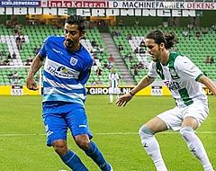 Reza beslist duel in Groningen, Willem II klopt VVV
